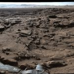 Curiosity capta una imagen de 360° en Marte (VIDEO)