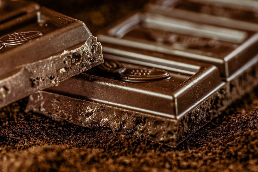 Barra de chocolate- Pixabay