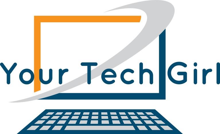 Your Tech Girl Logo