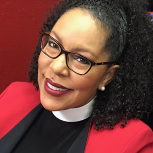 Rev Mother Adrienne Hymes