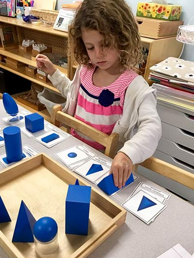 Montessori franklin ma