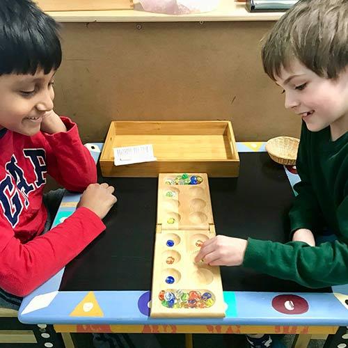 Montessori school franklin ma