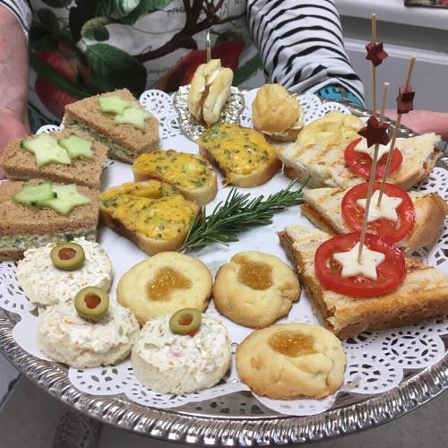Julian-tea-plate