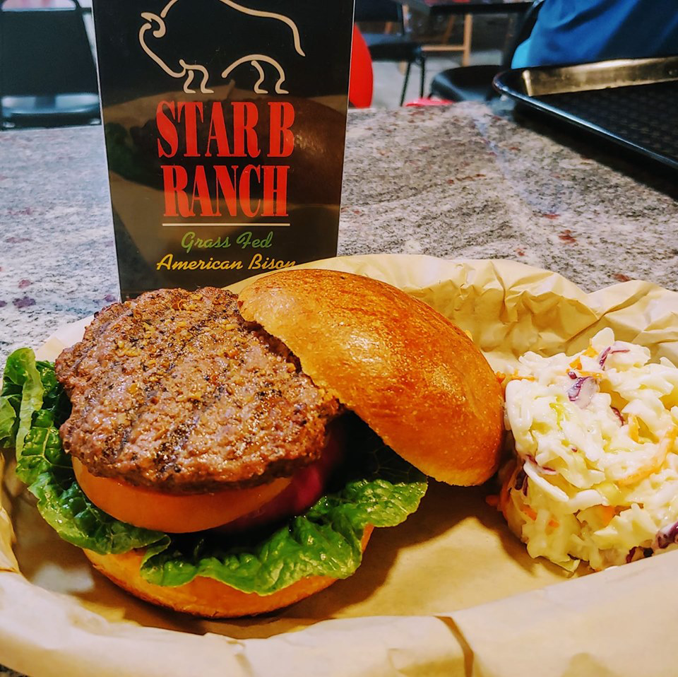 Star B Ranch Burger Photo