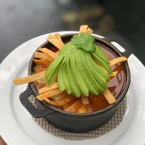 Hero's Restaurant Bowl of Soup Photo