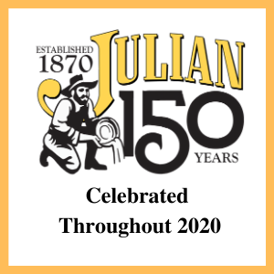 Julian Celebrates 150 years