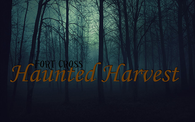Fort Cross Haunted Harvest Photo