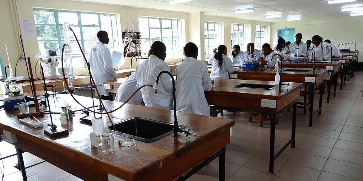 Embu students