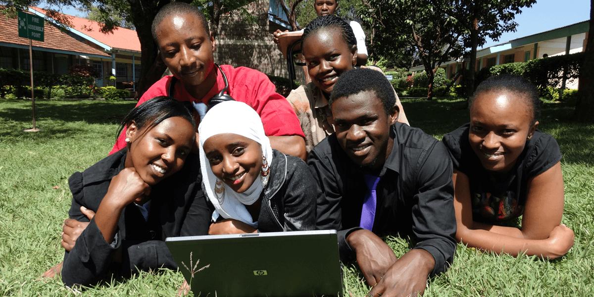 Embu University College students