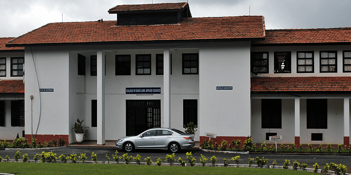 College of Basic and Applied Sciences