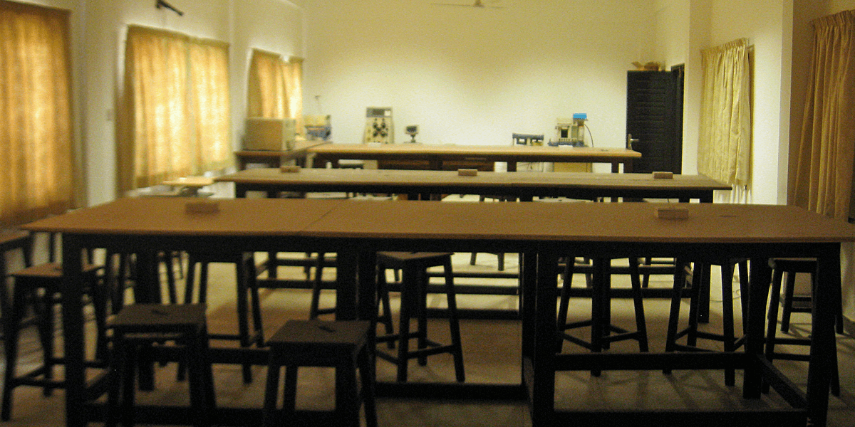 Classroom at the University of Ghana