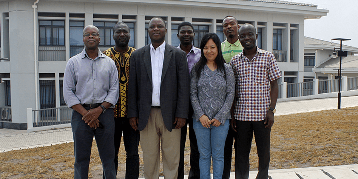 UHAS faculty and staff