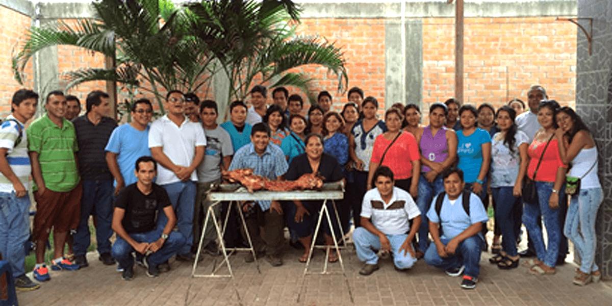 Center for Global Health team