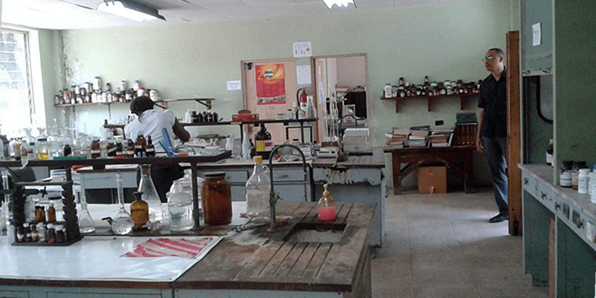 UTech Jamaica Lab