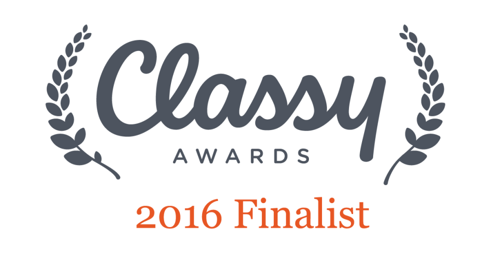 Classy Award Finalist