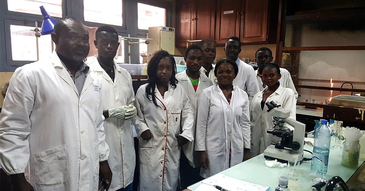 Dr. Boyom's Lab