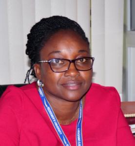 Dr Onikepe Folarin