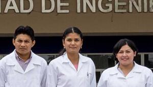 Dr. Geovanny Nic Can, Dr. Beatriz Rodas Junco, Dr. Leydi M. Carrillo Cocom
