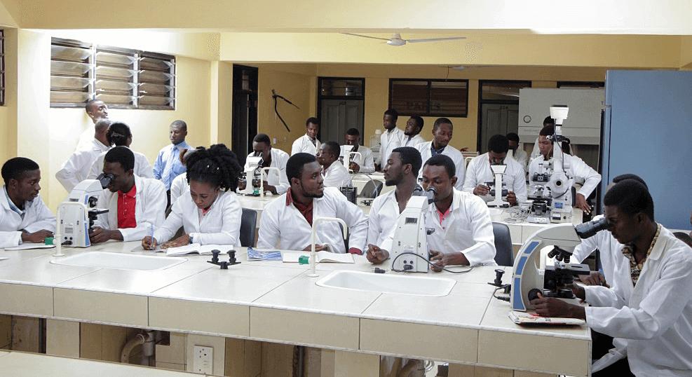 GCUC students