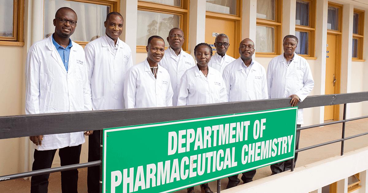Department of Pharmaceutical Chemistry, KNUST