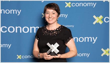 Xconomy Awards - Nina Dudnik