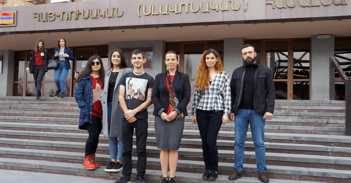Russian-Armenian University
