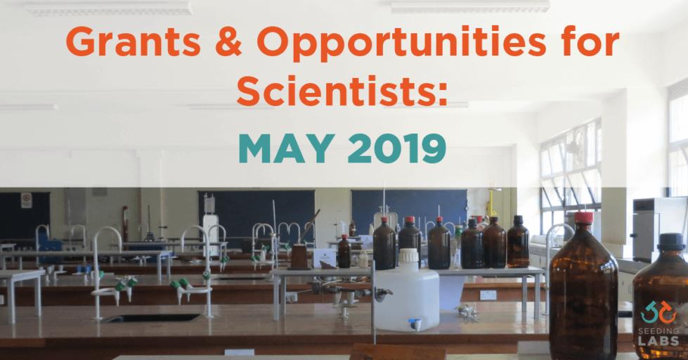 May 2019 Grants