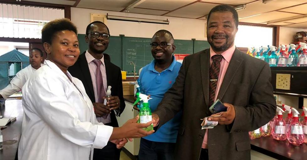 Uneswa Hand Sanitizer