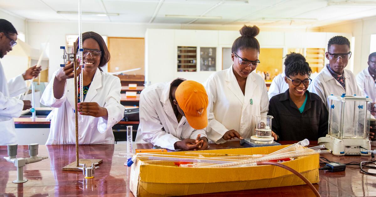Chem Tech Students