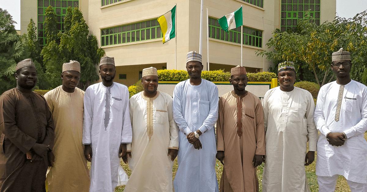 UMYU's Dr. Kamaluddeen Kabir and Dr. Zubairu Umar of the Microbiology department; Dr. Umar Lawal, Dr. Sulaiman Sani and Dr. Abubakar Sani of the Biology department; Dr. Nura Sulaiman of the Chemistry department; and Dr. Aminu Usman and Dr. Murtala B. Isah of the Biochemistry department