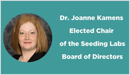 Dr. Joanne Kamens elected Board Chair
