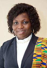 Dr Grace Ofori-Sarpong