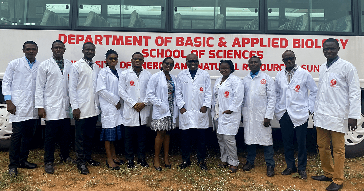 Department on Basic and Applied biology faculty