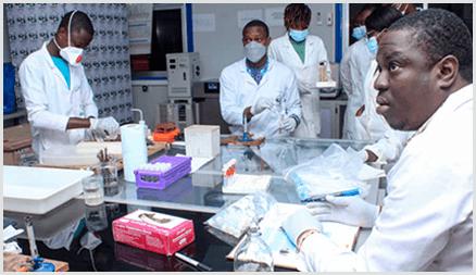 Researchers at the Universite d'Abomey-Calavi