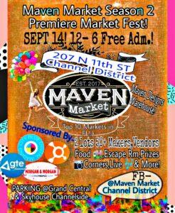 Maven Market Season 2 Fest @ Maven Designs   Tampa   Florida   United States