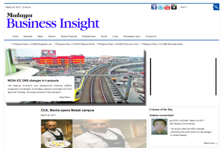 CCA, Manila opens Makati campus | Malaya Business Insight