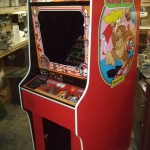 Red Donkey Kong