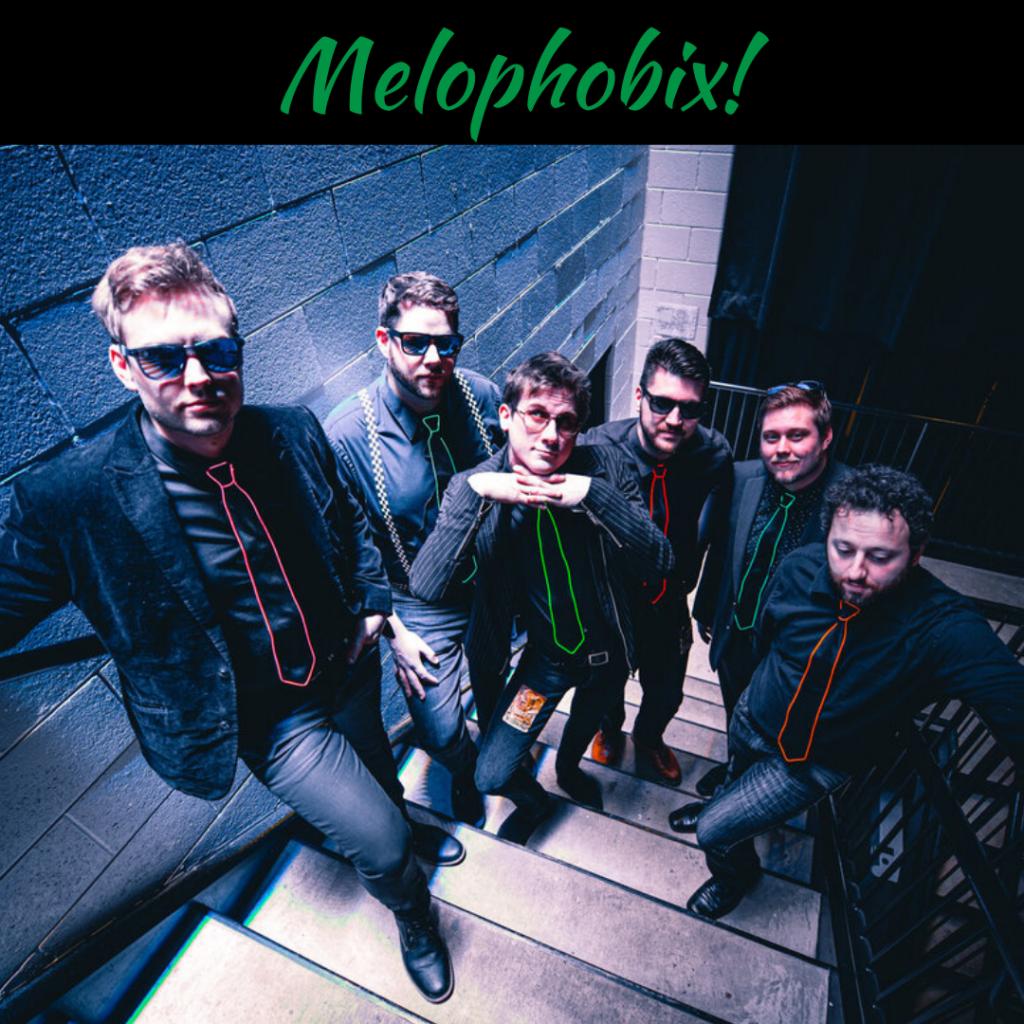 talent melophobix