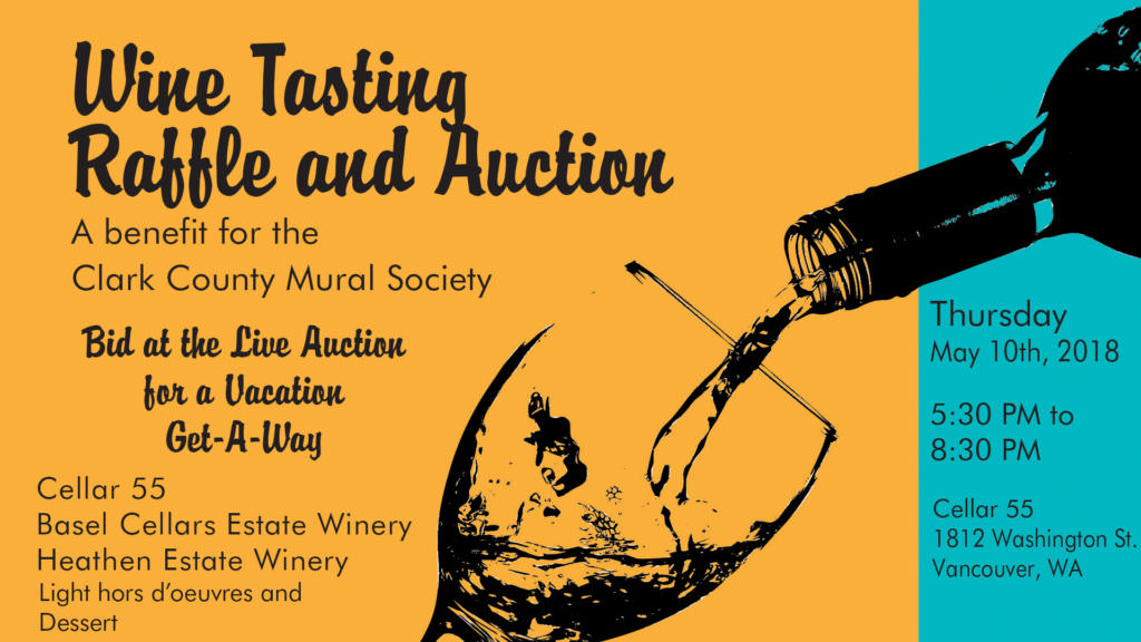 Wine Tasting Raffle and Auction