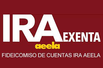 IRA AEELA - Exenta