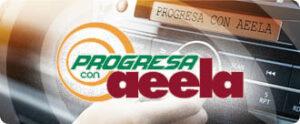 Logo Progresa con AEELA