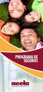 Brochure de Seguros