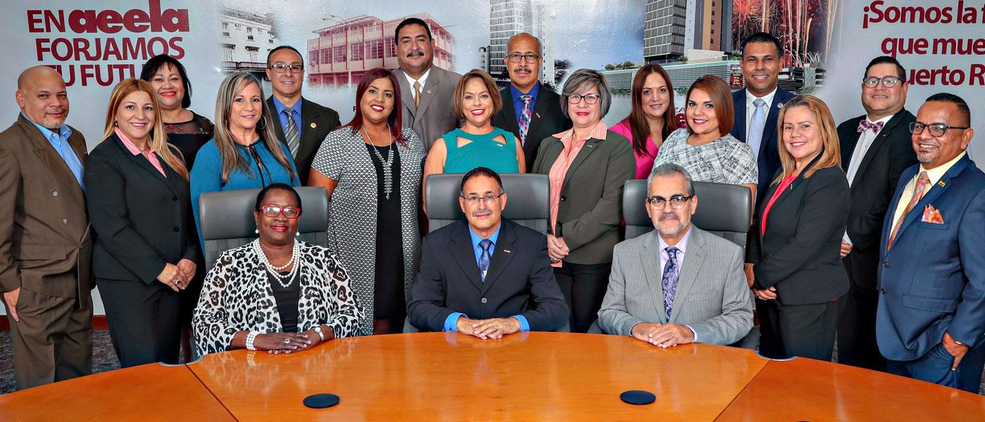 Comité Ejecutivo 2019