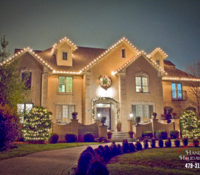 Christmas Light Decorator In Fayetteville Arkansas