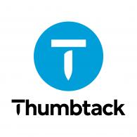 logo for thumbtack listing