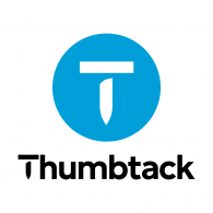 logo for thumbtack listing