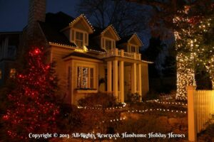 Fayetteville Holiday Decoration Services