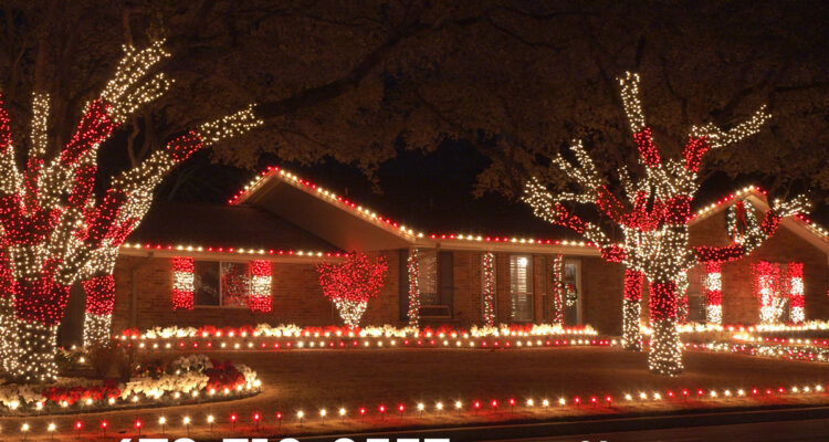 Arkansas Christmas Lights