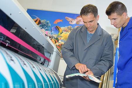 Choosing a Commercial Printer