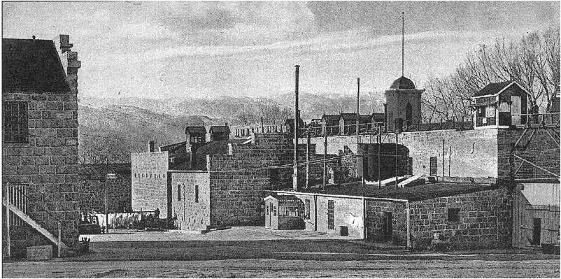 Nevada State Prison, 1910